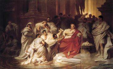 Най-прочутите конспирации в древния свят | Sutrin.com