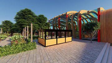 Още пространство за къщата: Функционалната зимна градина – Smart News