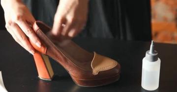 Как да разширим работните обувки, които са ни тесни – Мястото на Джудит