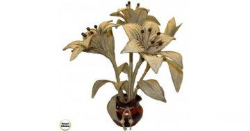 Сувенир – Ръчно изработено цвете Лилиум. Модел DM-9050 – Smart Choice