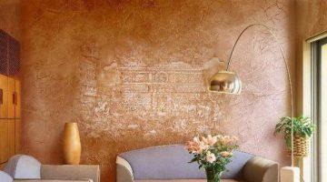 Декоративна мазилка на стени | www.SmehoMania.com