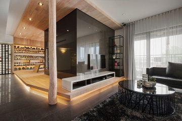 План за апартамент в нова сграда – Мястото на Джудит