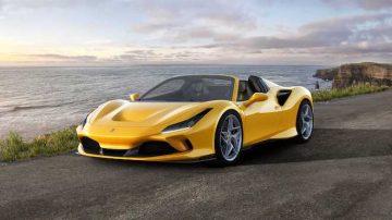 Ferarri представи новата си кола – F8 Spider – Home of luxe – Лукс, пътувания, новини, лайфстайл, знаменитости, коли