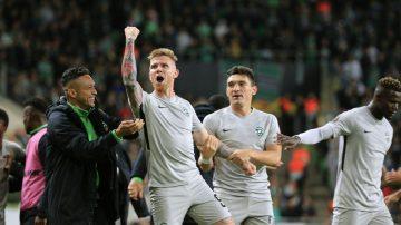 Лудогорец е лидер в Лига Европа, следван от Арсенал
