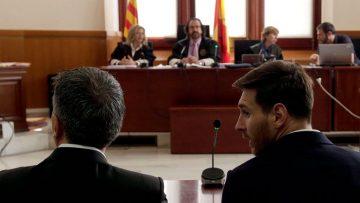 Лионел Меси признава, че е мислил да напусне Барселона на фона на разследването за данъчни измами през 2013 година