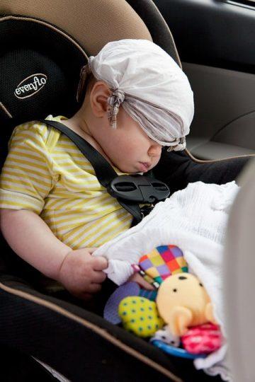 С бебе на път: Какво задължително да присъства в багажа