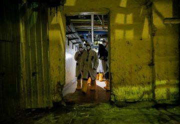 Вече можете да посетите контролната зала на Чернобил | Sutrin.com