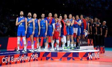 Волейболистите на Сърбия са новите Европейски шампиони