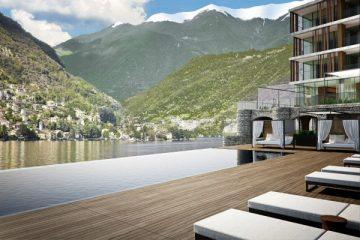Луксозният хотел Il Sereno на брега на езерото Комо – Home of luxe – Лукс, новини, тенденции, лайфстайл, звезди, коли, пътувания