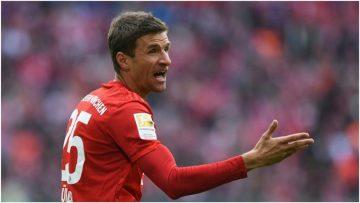Мюлер поиска да напусне Байерн Мюнхен през Януари