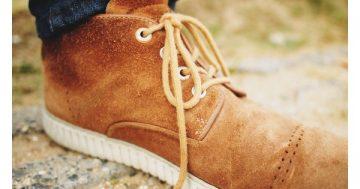 Как се почистват велурени обувки
