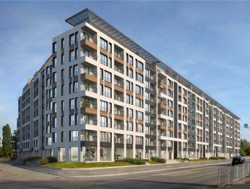 Проект SONATA на строително-инвестиционната компания BLD с Акт 14