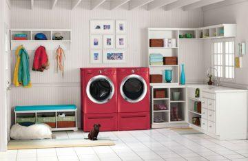Как да подготвите помещението за инсталация на сушилня или пералня? – Мястото на Джудит