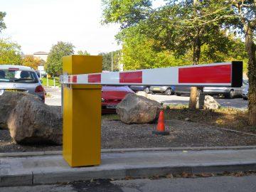 Новите паркинг бариери се управляват през телефон | Технологии | :: OFFNews