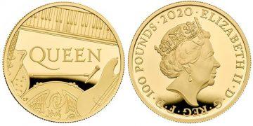 Queen са първата група със своя монета в обращение | Sutrin.com