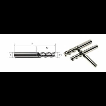 режещи инструменти, металорежещи инструменти, карбиден фрезер с 3 ребра за алуминий,