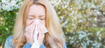 Спирулина – натурална алтернатива за облекчаване симптомите на алергичен ринит. – Спирулина, произведена в България!