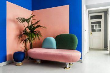45 Нестандартни идеи за декорация на стена с боя – бързо, ефектно и икономично – GRANDecor.bg