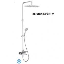 EVEN-M SQUARE Колона за душ с чучур | Рокандо – хубава баня