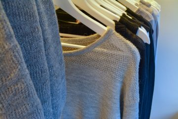 Как да съхраняваме дрехите си