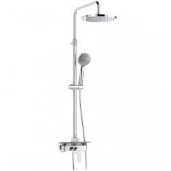 EVEN – M Колона за душ с външен смесител