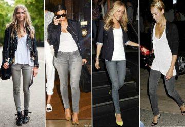 Как да носите сиви дънки?   Блога на Петьо Младенов