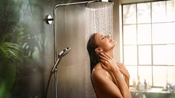 Изкуството на къпането с правилната душ глава   Блог на Мирела Станкова