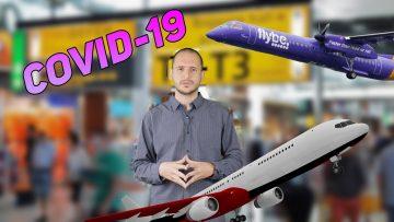 Коронавирус и икономическите последствия върху авио бизнеса ✈️ – YouTube