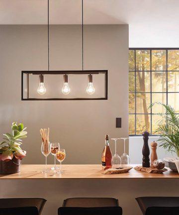 Осветителни тела за хол, трапезария, кухня, спалня – GRANDecor.bg
