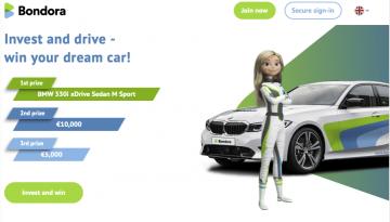 Спортно BMW и награди за €15,000 очакват инвеститорите в Bondora