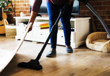 Как сами да почистим дома си