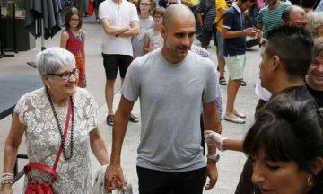 Майката на Пеп Гуардиола почина на 82-годишна възраст след заразяване с коронавирус