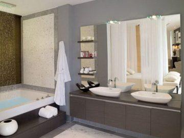 Тенденции и промени в дизайна на банята | Бизнес идеи
