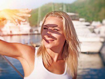 Слънчеви лъчи и кожа – как слънцето уврежда дермата? | GinGira