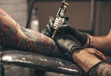 Топ 10 на най-добрите хазартни татуировки