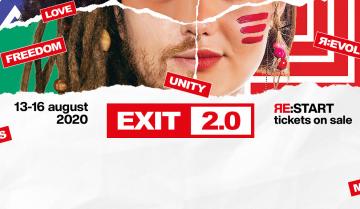 Официално е! 20-годишното издание на фестивала EXIT ще се проведе от 13 до 16 август 2020 г.! – 5bg.top – Безплатни обяви – продавалника