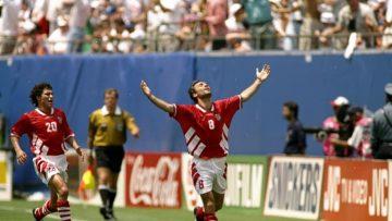 На тази дата през 1994 г. стартира Световното първенство по футбол в САЩ