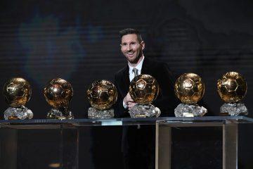 Без Златна топка през 2020 г.