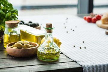 Зехтин за готвене + 3 класически рецепти – For Life