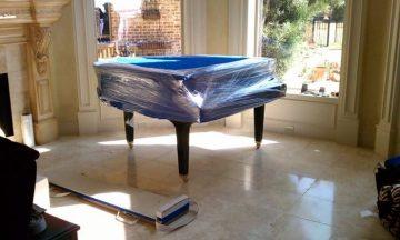 Преместване и превоз на пиана и рояли с опит