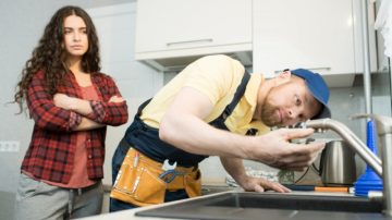 Кога се налагат спешни ВиК ремонти у дома?