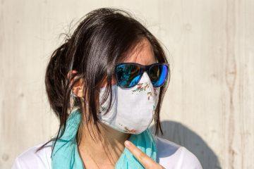 Защо да изберем многократна маска за лице