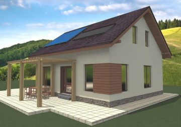Какво отличава строителството на енергийно ефективните къщи