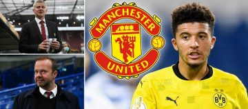 Ман Юнайтед ще представи окончателната оферта за Санчо следващата седмица
