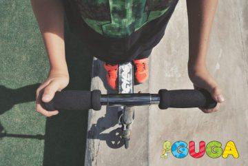Тротинетките и уличното движение: Подгответе детето, за да се наслади на възможностите