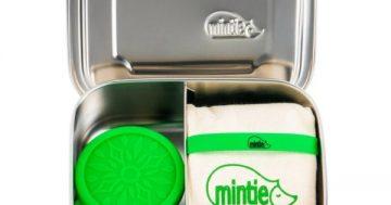 Пълен комплект кутии за храна Mintie Duo | Zazu Studio