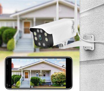 Изберете безжична камера за сигурност с повишено внимание върху следните характеристики – NEWS4000