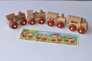Близо до природата: С какви превъзходства се отличават дървените играчки