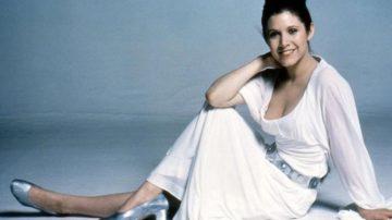 21 октомври 1956 г. – родена е Кари Фишър | Sutrin.com