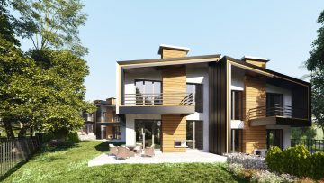 Сградите на бъдещето: Красива визия с отговорно отношение към околната среда